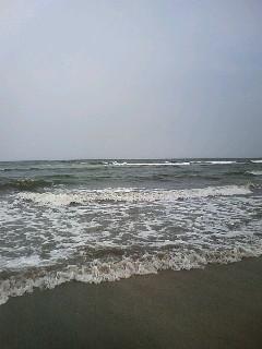 九十九里の豊海海岸