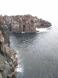 城ヶ崎海岸(リアス式)